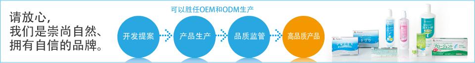 可以胜任OEM和ODM生产